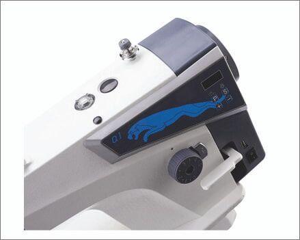 MAQI Q1-ML-7 промышленная швейная машина с прямым приводом и максимальной длиной стежка до 7 мм